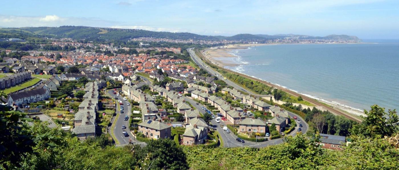 North Wales event Colwyn Bay