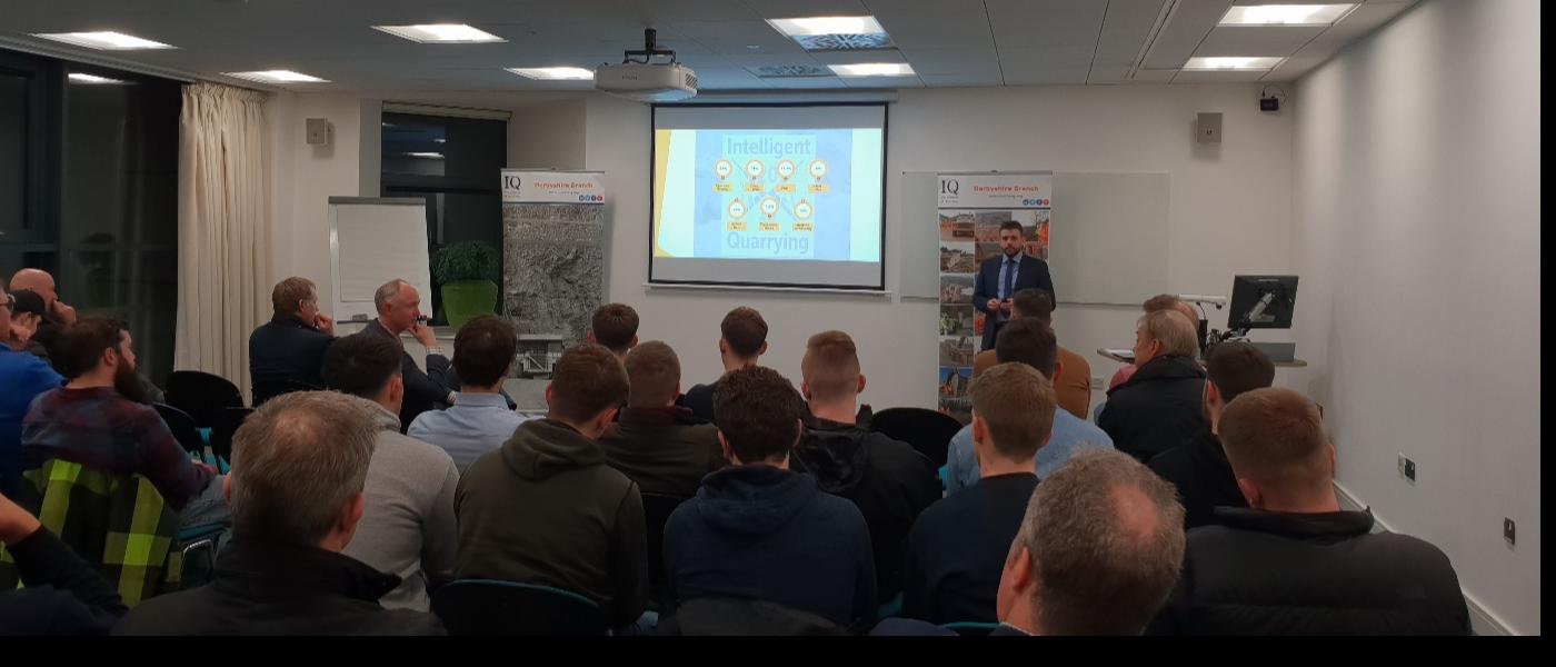 IQ Derbyshire University of Derby Event