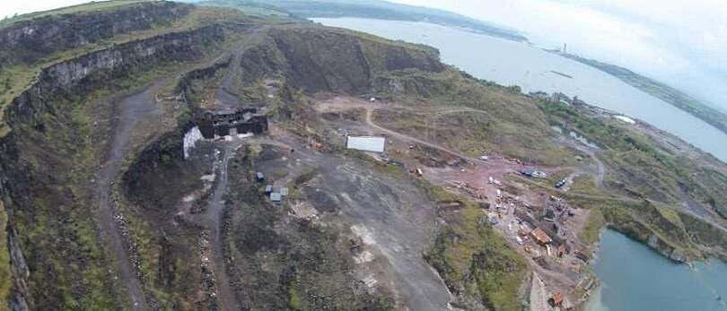 northern ireland branch_magheramorne_quarry