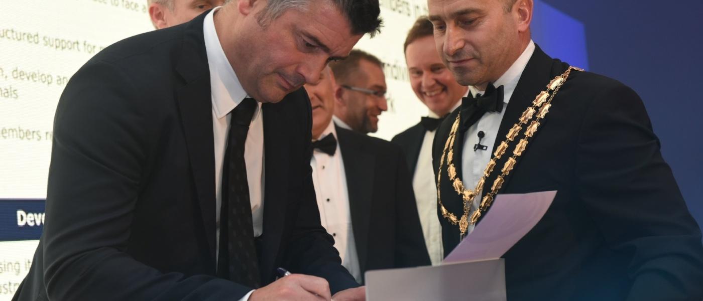 IQ Centenary Pledge