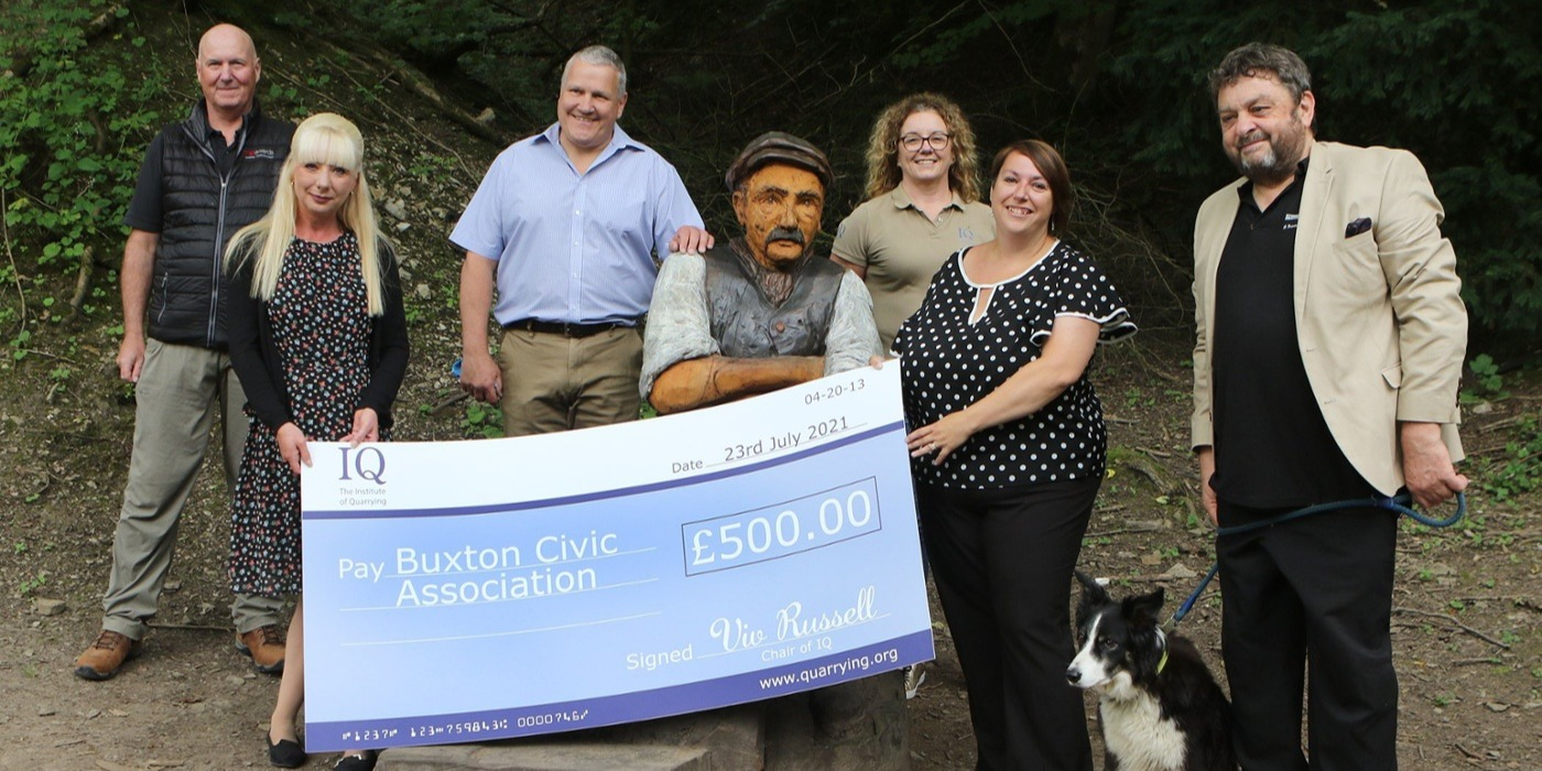 IQ Pledges Support to Female Quarry Worker Statue Campaign
