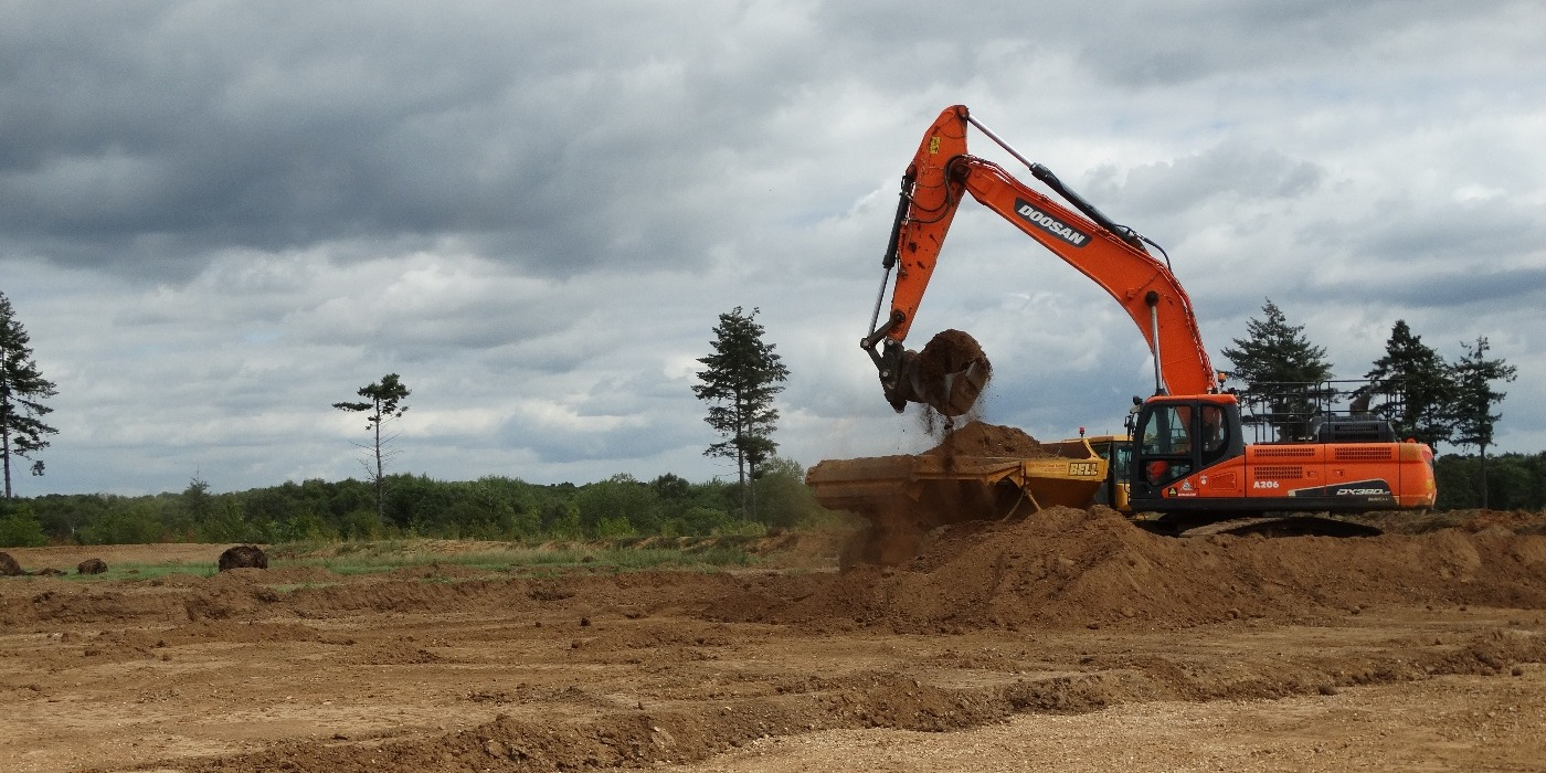 IQ publishes updated 'Good Practice Guide  for Handling Soils in Mineral Workings