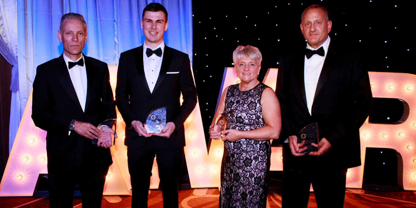 Northern England IQ Award Winners