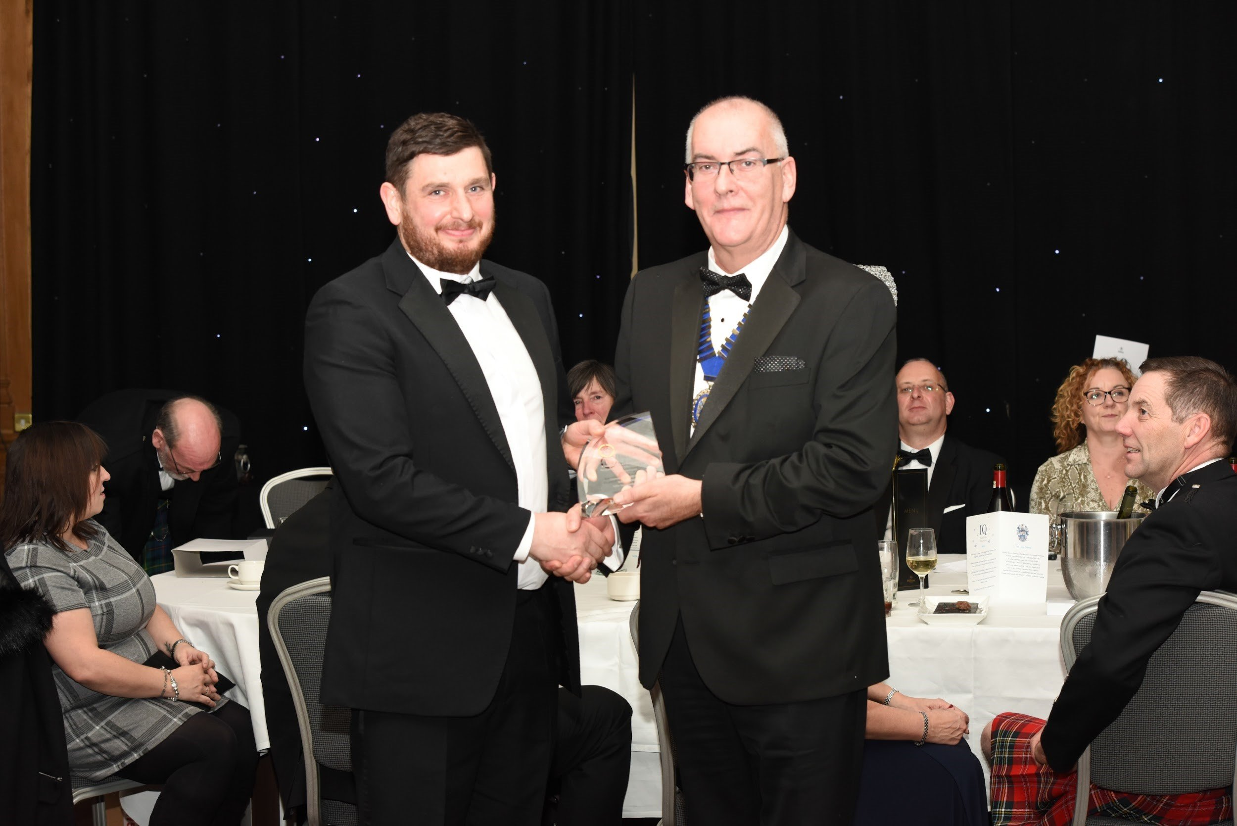 Scottish IQ Excellence Awards Winner