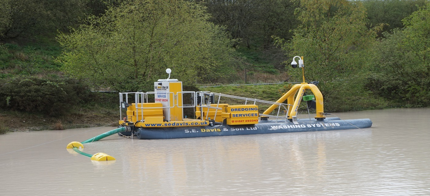 Sibelco Dredging Solution