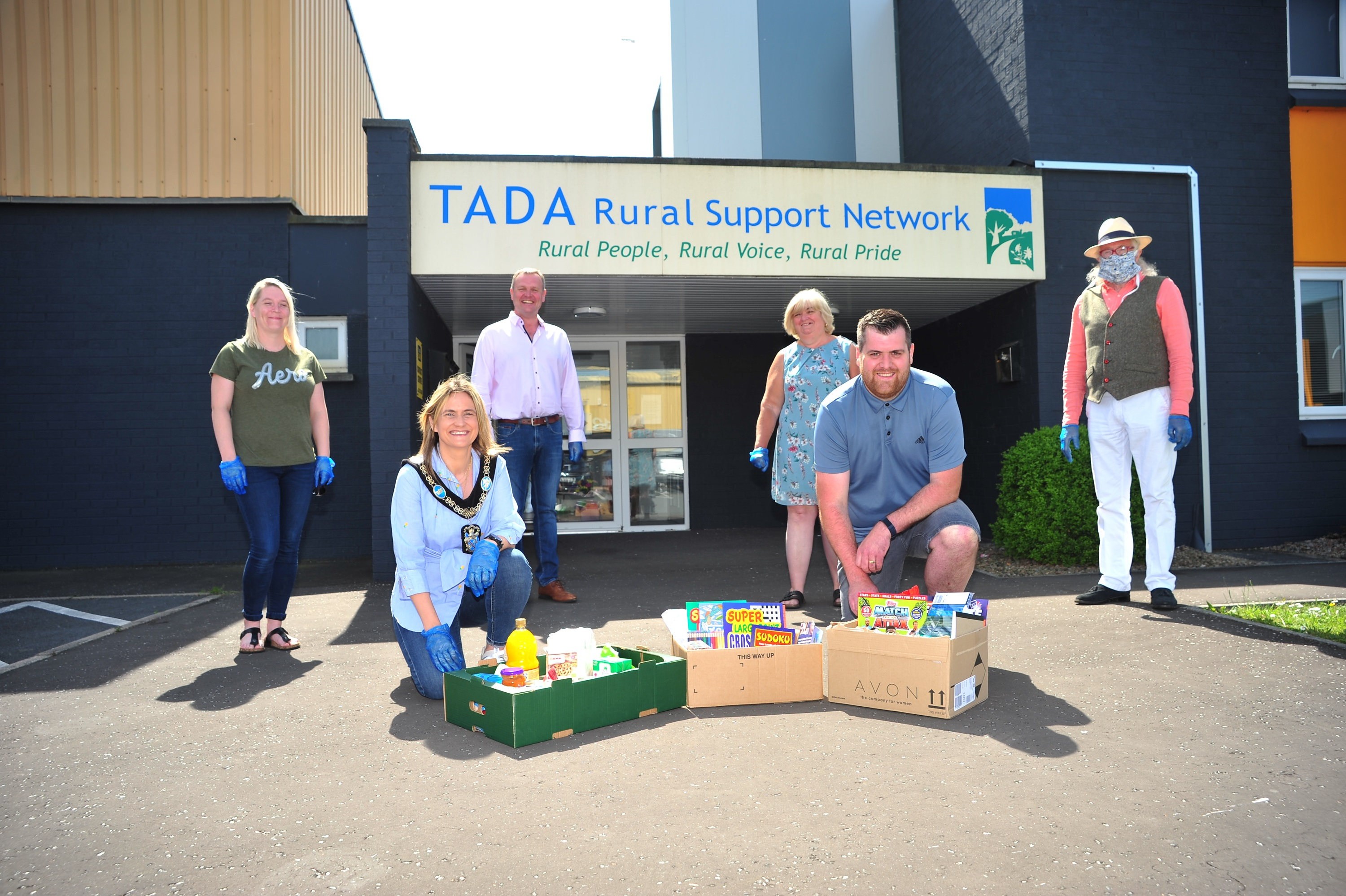 Northern Ireland Charity Donations