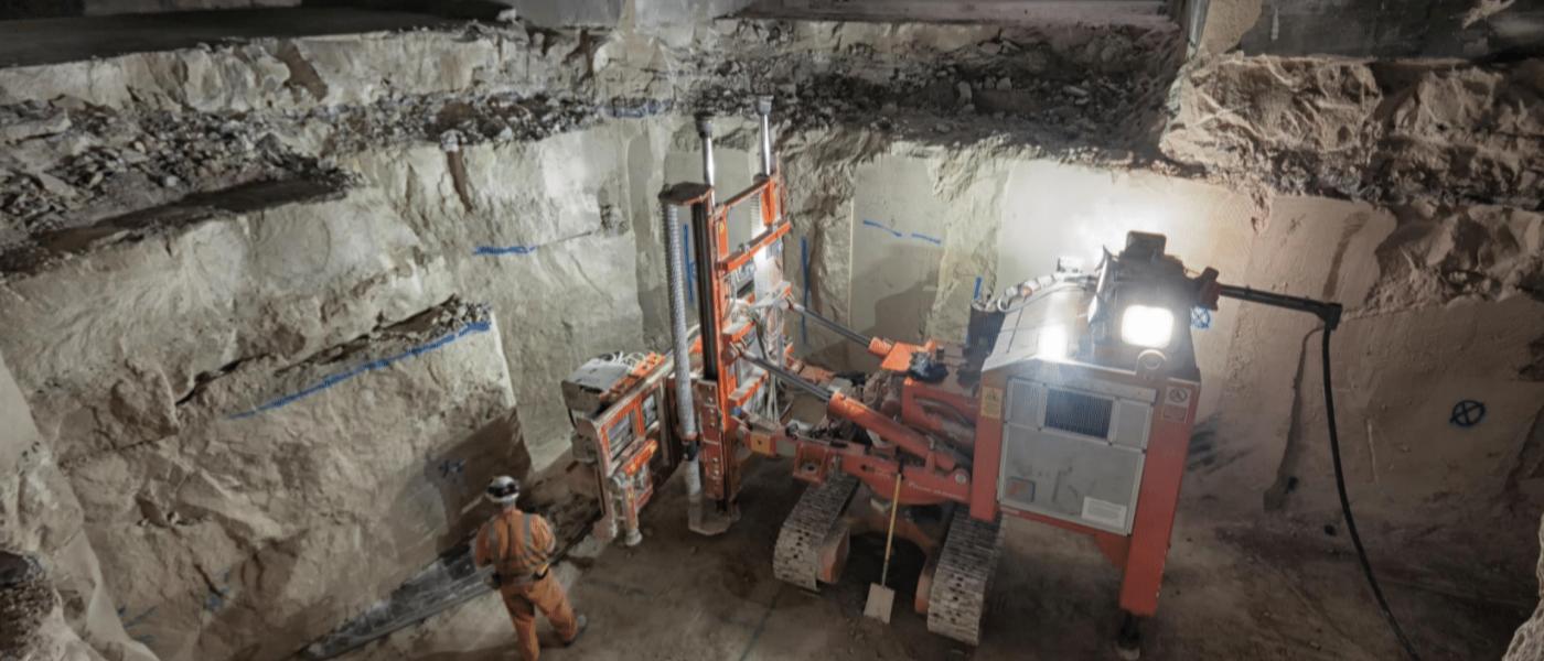 Portland Underground Mine
