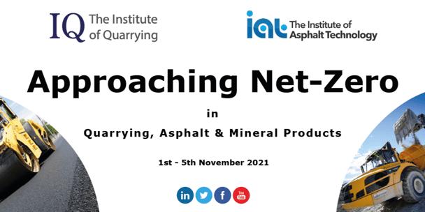 Approaching Net Zero IAT and IQ Digital Conference