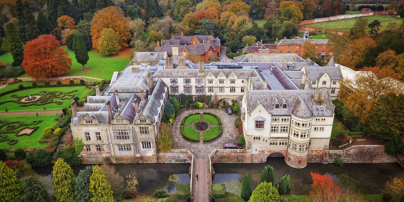 Coombe Abbey venue for 2021 IQ Fellows Lunch