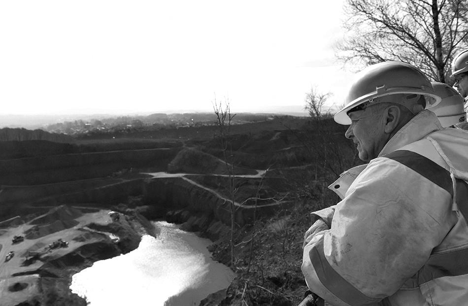 IQ have supported quarrying professionals for almost 100 years