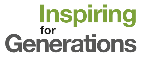 Inspiring for Generations_FlyerTitleFont