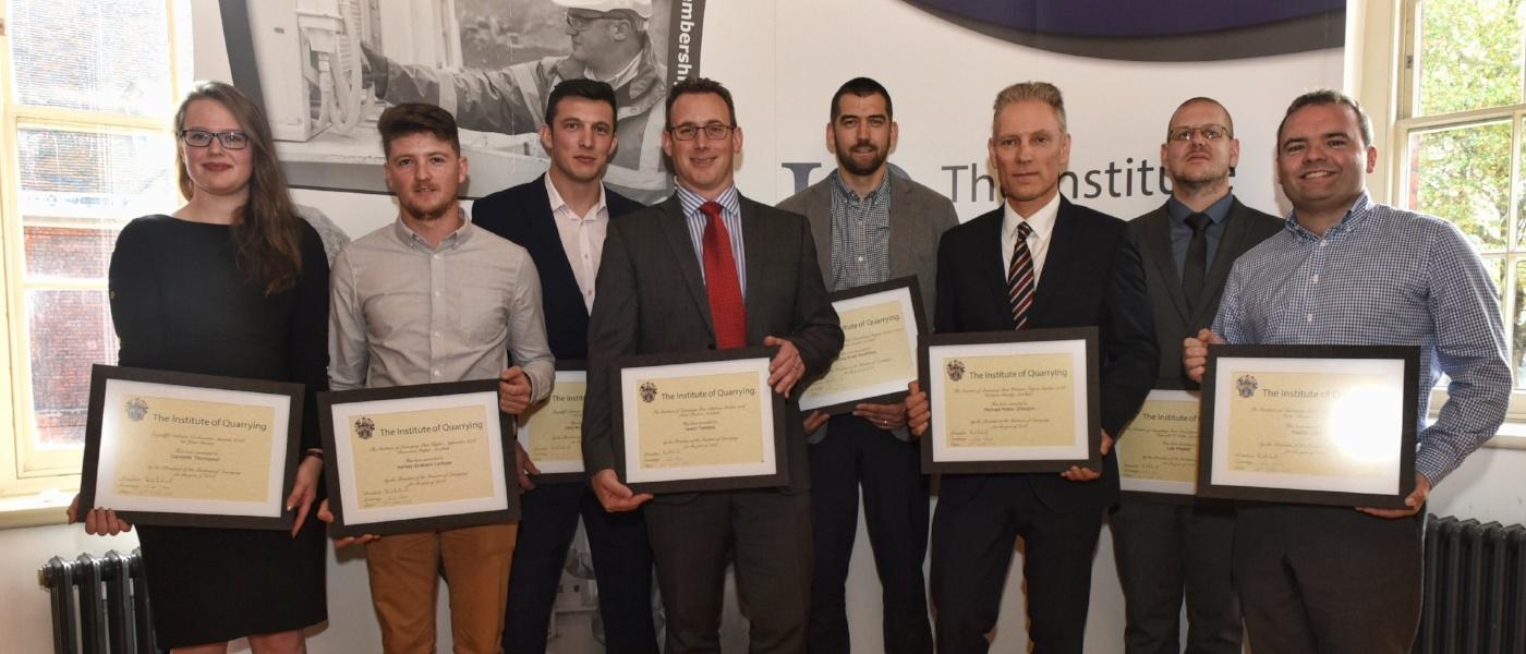 2019 IQ Student Award Winners