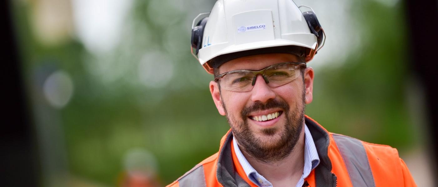 Adam Daniels - Sibelco - CPD underpins career development