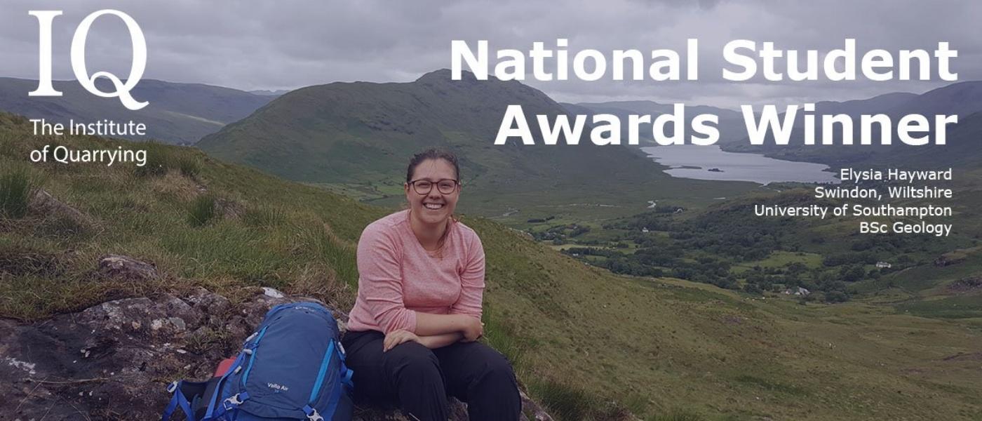 Elysia Hayward - IQ National Student Awards