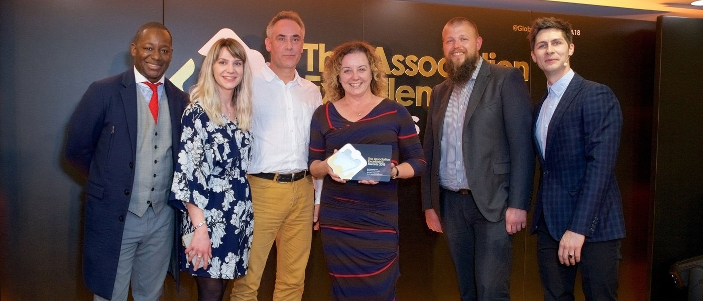 IQ at Association Excellence Awards