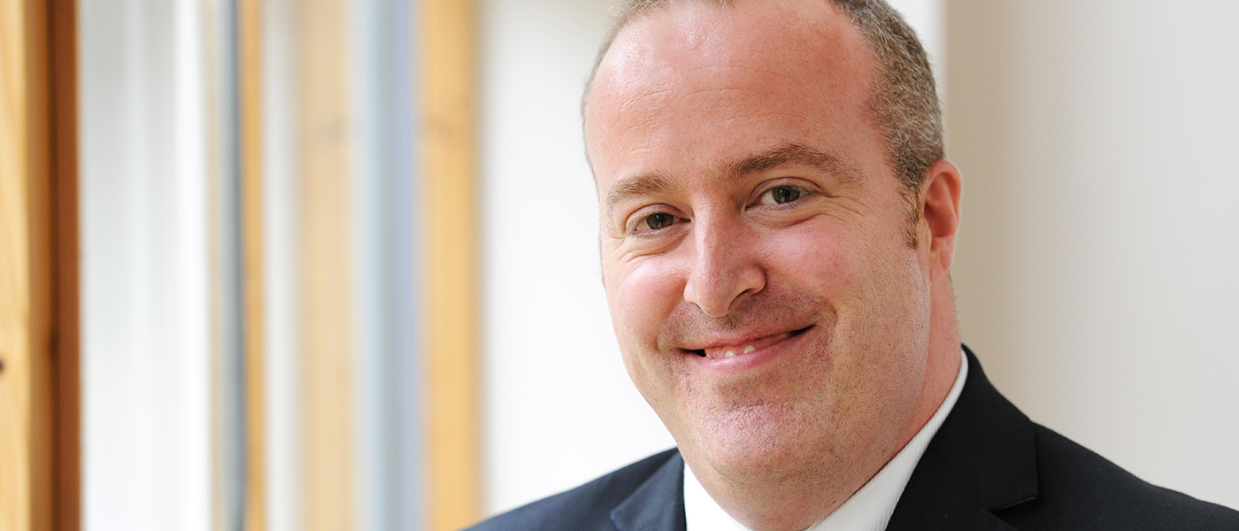 New IQ CEO James Thorne