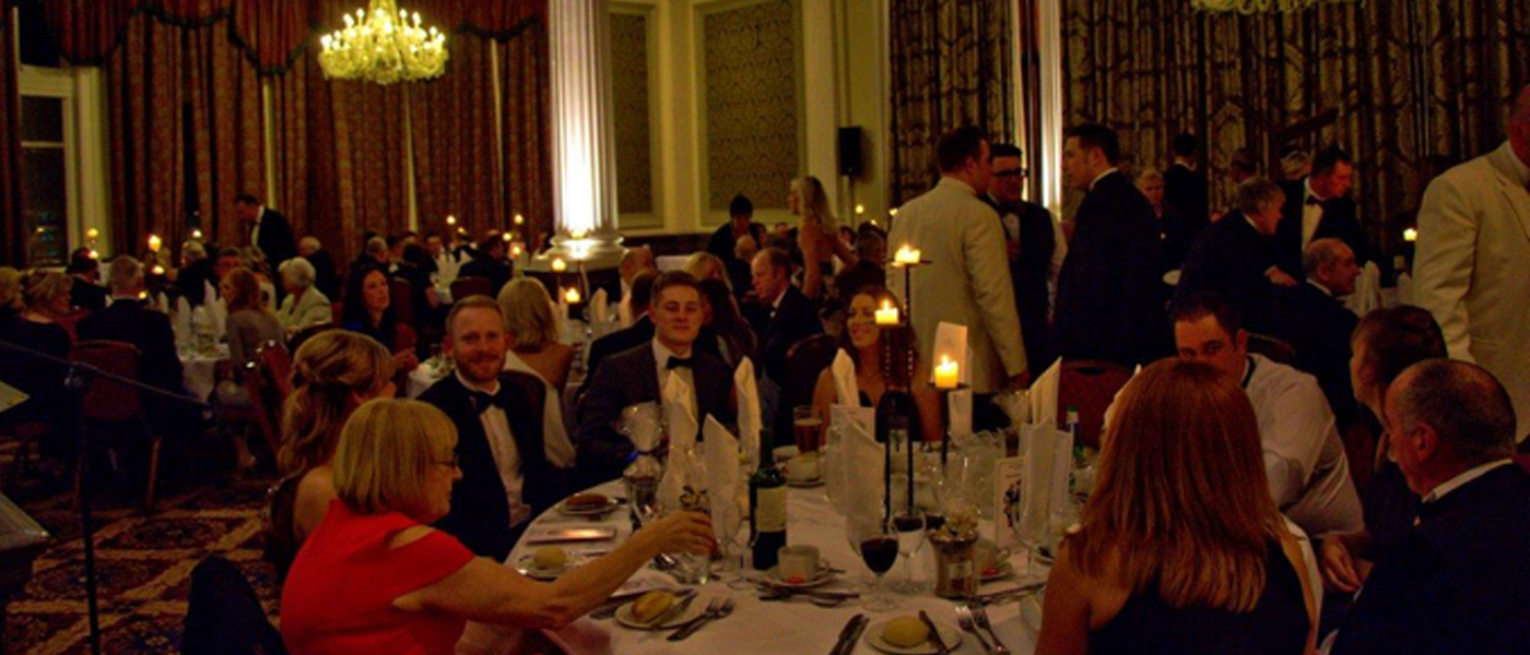 Yorkshire Branch Meeting Report March 2016_Guests enjoy the evening at the Majestic Hotel.png