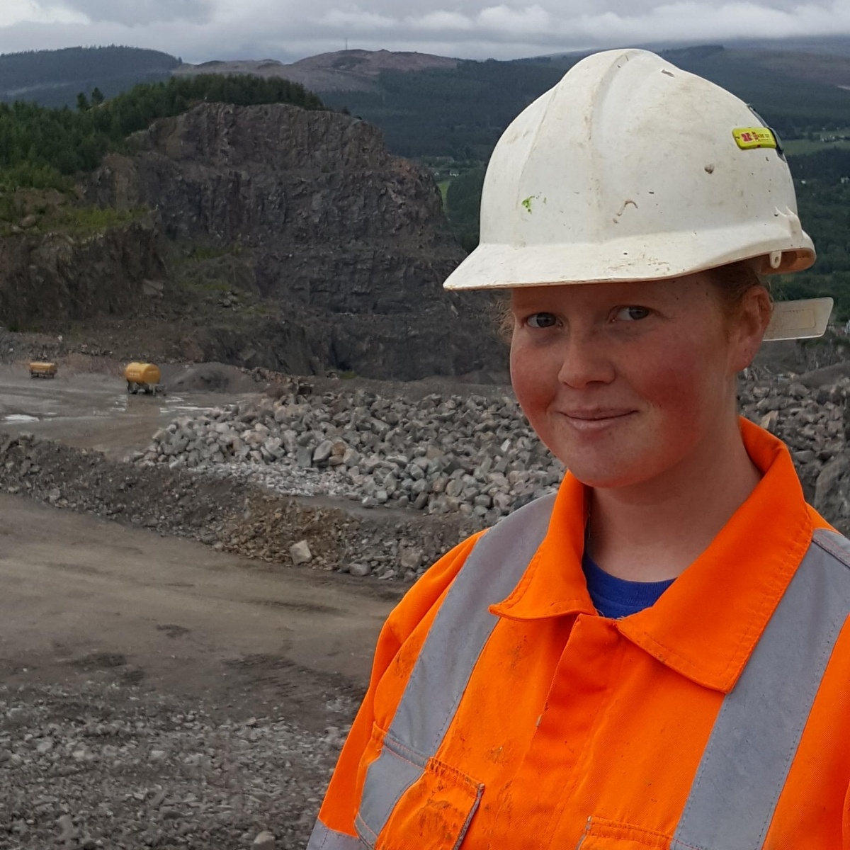 Charlene Geddes Geotechnical Engineer