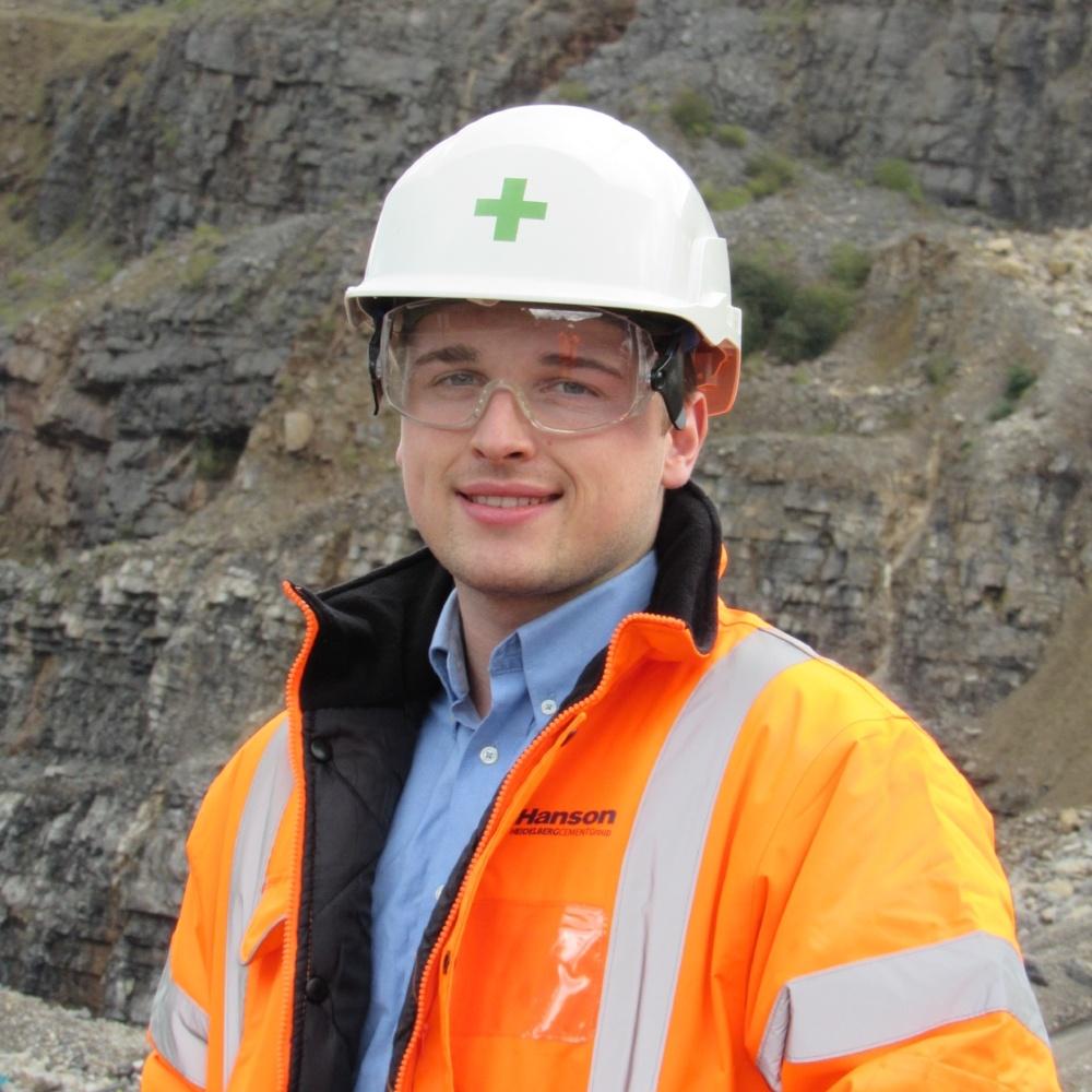 Daniel James Quarry Manager