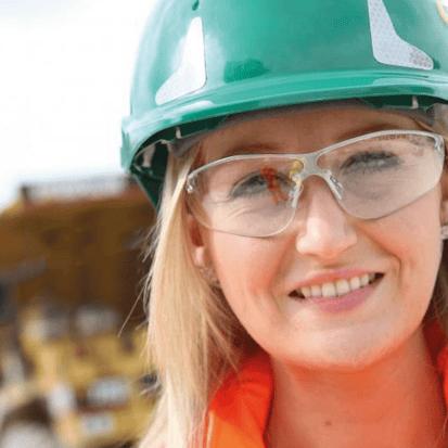 Dannika Bannon Quarry Manager