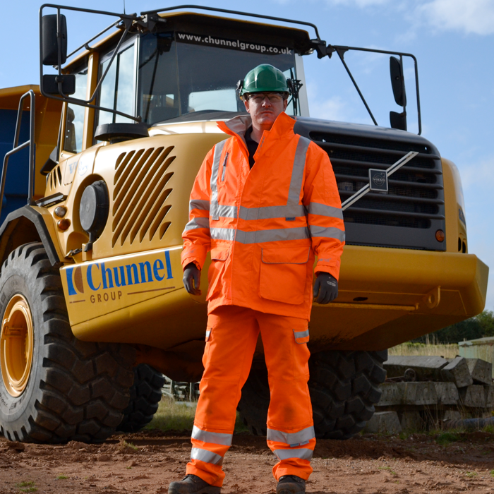 Scott Saunders Assistant Quarry Manager