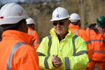 Institute of Quarrying supports networking and collaboration