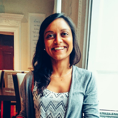 Manisha Morar IQ Learning and Development Officer