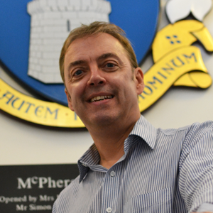 Julian Smallshaw IQ Head of Educational Development