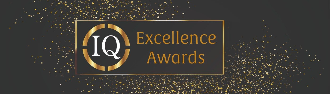 IQ Excellence Awards Logo Narrow