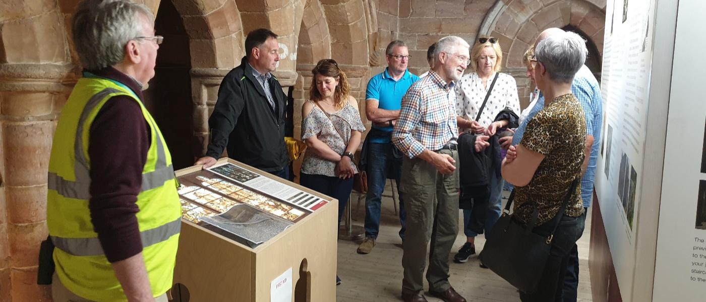 Derbyshire visit Lichfield