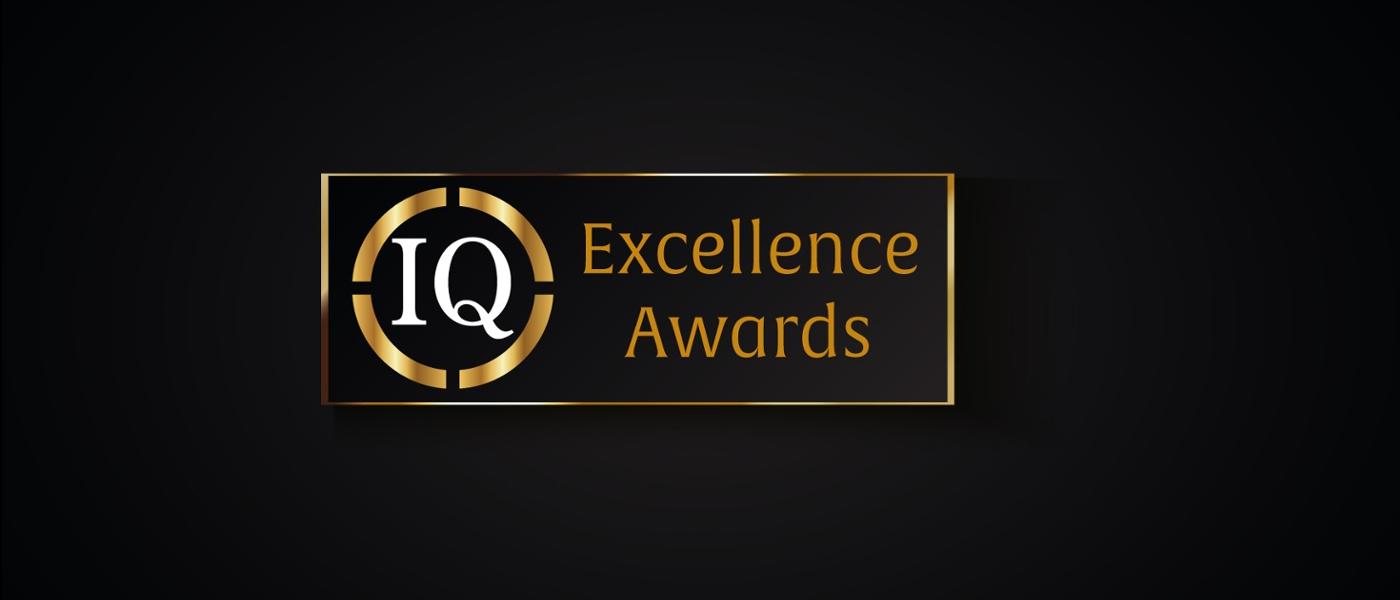 IQ Excellence Awards Logo Plain